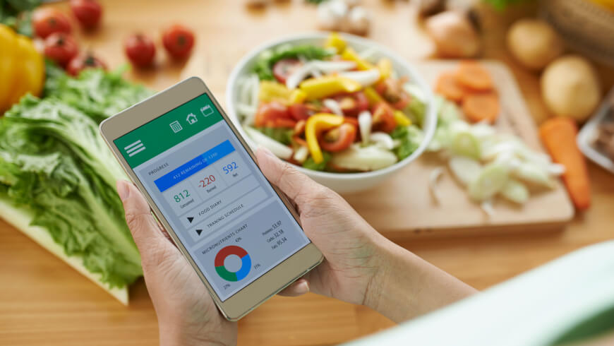 The Top Five Digital Health Innovations For Food Tracking and Eating