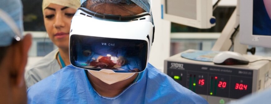 5 Ways Medical Virtual Reality Is Already Changing Healthcare