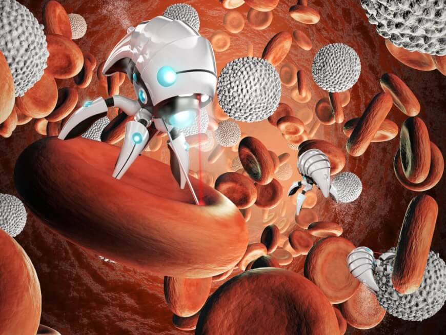 Nanotechnology in Healthcare: Getting Smaller and Smarter