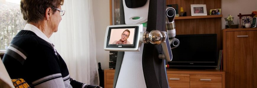 The Greatest Technological Developments for the Elderly in Healthcare