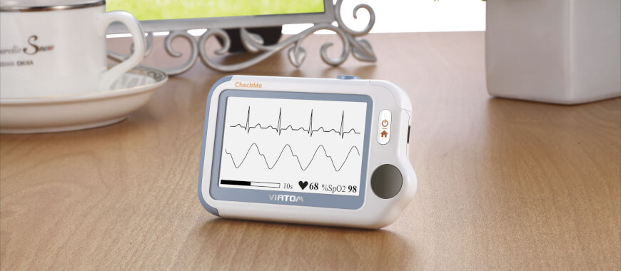 The First Medical Tricorder? The Big Viatom CheckMe Pro Review