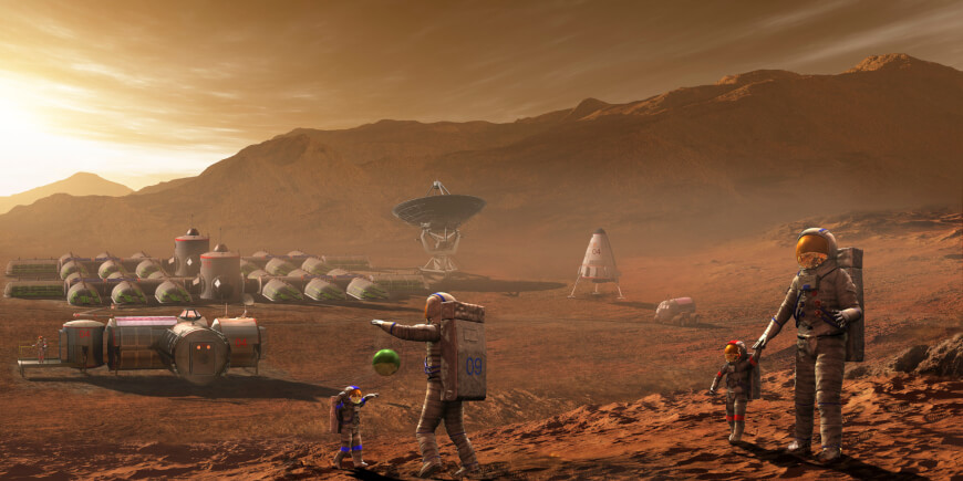 We Simply Won't Go To Mars Without Digital Health